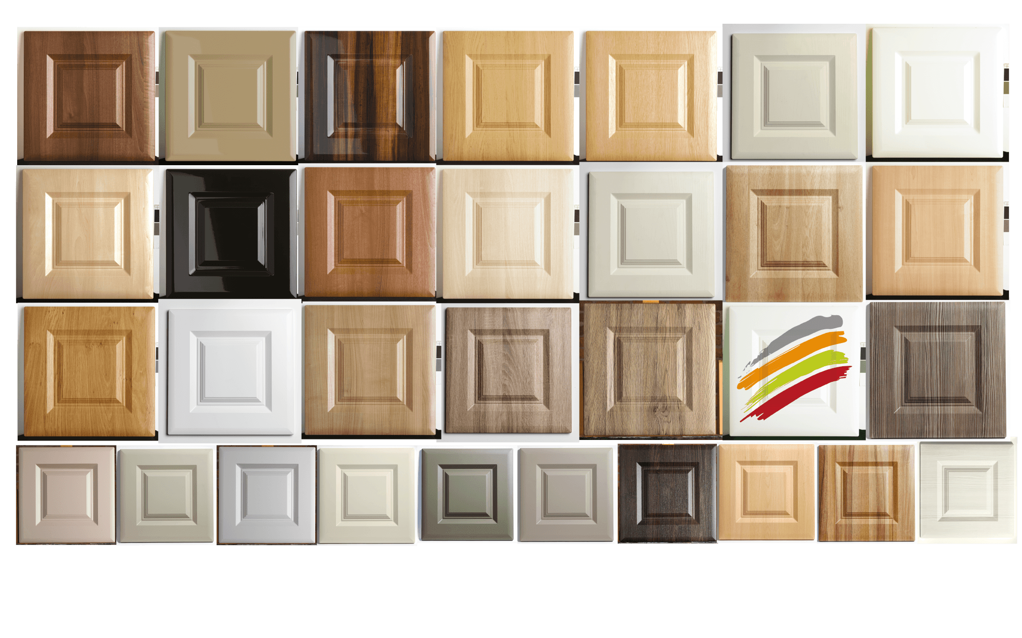 Bella Door Colour Options
